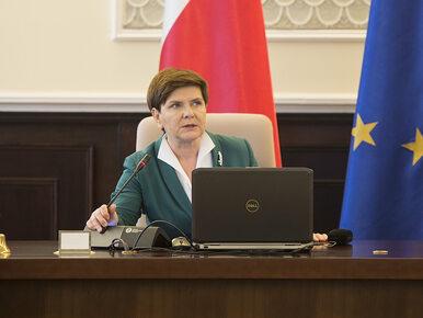 Pilne posiedzenie Rządowego Zespołu Zarządzania Kryzysowego. Bochenek...