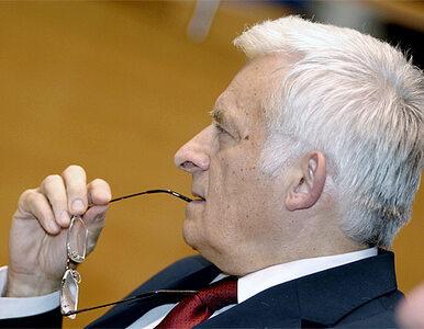 """Austriacy nagrodzili Buzka za """"wspieranie jedności europejskiej"""""""