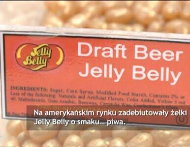 W USA można kupić... żelki o smaku piwa