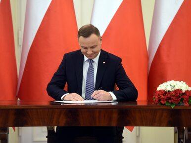 Prezydent podpisał nowelizację ustaw o systemie oświaty