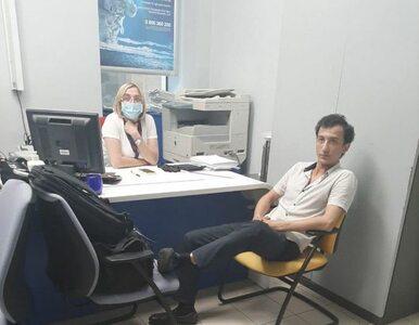 """Operacja """"Grom"""" w Kijowie. Mężczyzna wszedł do banku i oświadczył, że ma..."""