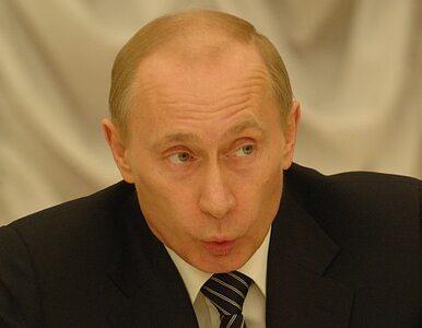 Putin: DiCaprio to prawdziwy mężczyzna
