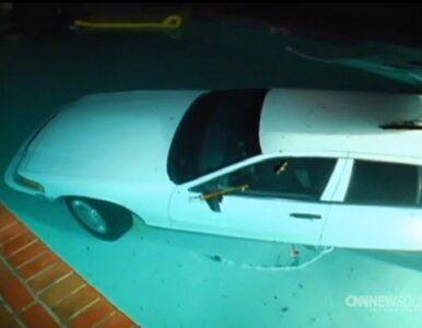"""""""Zaparkował"""" samochód w basenie. Zatrzymała go policja"""
