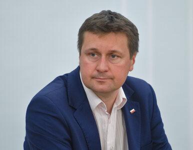 Poseł PiS Łukasz Zbonikowski startuje do Senatu z własnego komitetu