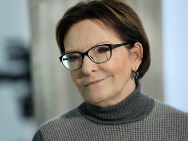 """Ewa Kopacz laureatką plebiscytu """"Srebrne Usta Plus 2018"""". Za pamiętne..."""