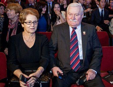 Danuta Wałęsa o akcji IPN w domu Kiszczaka: Jesteśmy narodem okrutnym....