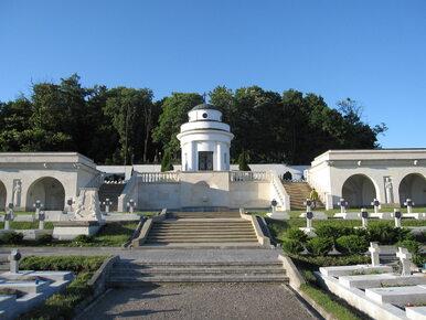 Eksplozja na Cmentarzu Orląt we Lwowie. Jest komentarz polskiego MSZ