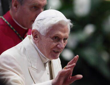 Rezygnacja szefa watykańskich mediów. Zataił fragmenty listu Benedykta XVI