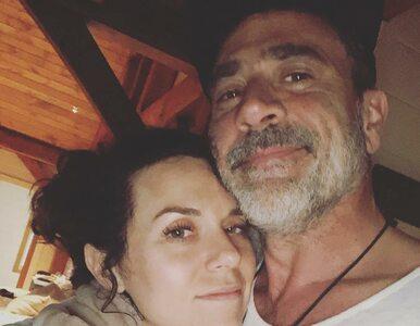 """Jeffrey Dean Morgan z serialu """"The Walking Dead"""" wziął ślub z Hilarie..."""