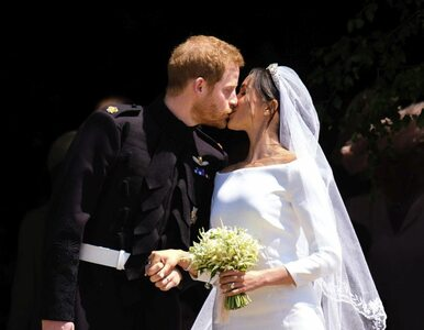 Ślubne stroje księcia Harry'ego i Meghan Markle zostaną pokazane na...