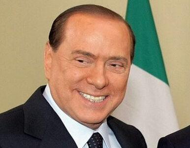 Berlusconi pojechał na urodziny Putina