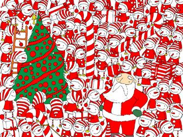 Gdzie jest czapka Świętego Mikołaja?