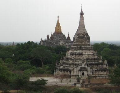 """Birmańczycy oburzeni porno nagranym przed zabytkową świątynią. """"Pagan to..."""