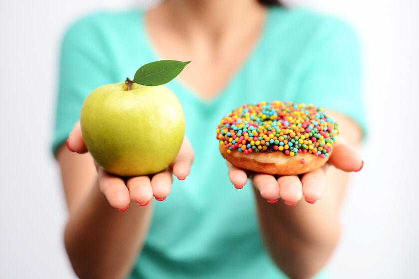 Dieta - ilustracja