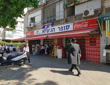 Izraelskie miasto odcięte od świata. Niemal 40 proc. mieszkańców może...