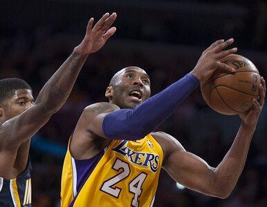 Kobe Bryant przechodzi do historii NBA