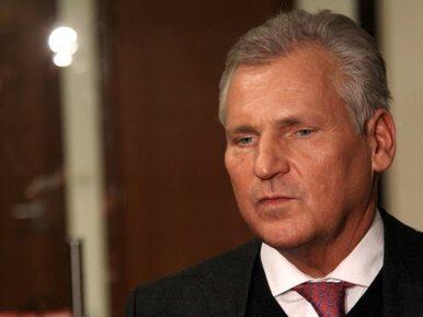 Kwaśniewski z Kaliszem odbiorą głosy SLD i PO?