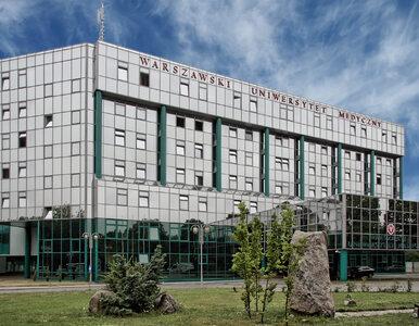 Warszawski Uniwersytet Medyczny odwołuje wykłady, wstrzymuje wyjazdy i...