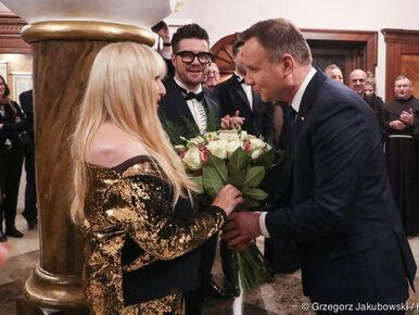 Para prezydencka na koncercie kolęd w Katowicach. Którzy artyści wystąpili?