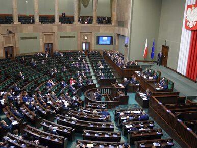 Sejm przyjął ustawę dotyczącą powołania komisji weryfikacyjnej ds....