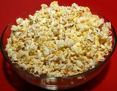 Dostał 7 milionów dolarów za jedzenie popcornu