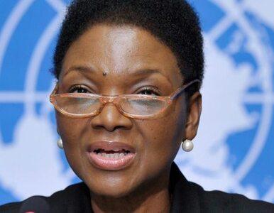 Przedstawicielka ONZ sprawdzi sytuację w Hims. Osobiście