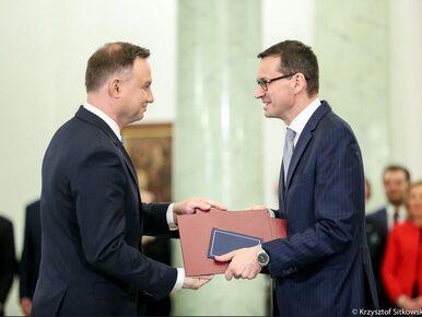 Znamy skład Rady Ministrów. Kto znalazł się w rządzie Morawieckiego?