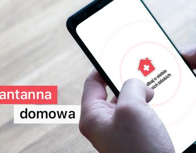"""Za aplikację """"Kwarantanna domowa"""" odpowiada polska spółka TakeTask. Inne..."""