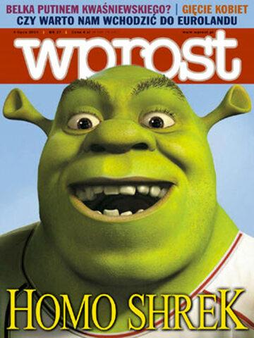 Okładka tygodnika Wprost nr 27/2004 (1127)