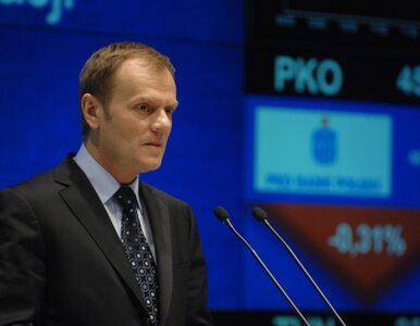Tusk: nic nie wskazuje na możliwość recesji w Polsce