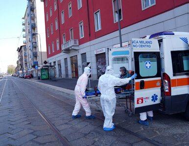 Włochy. 173 tysiące osób ukaranych za złamanie przepisów o walce z epidemią