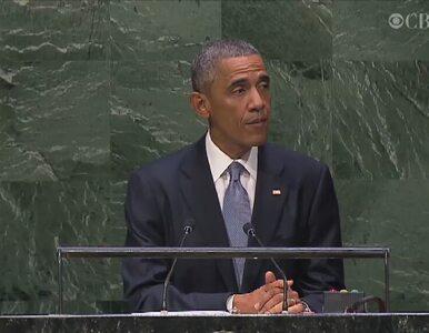 Obama: ISIL rozumie tylko język siły. Rozbijemy tę sieć śmierci