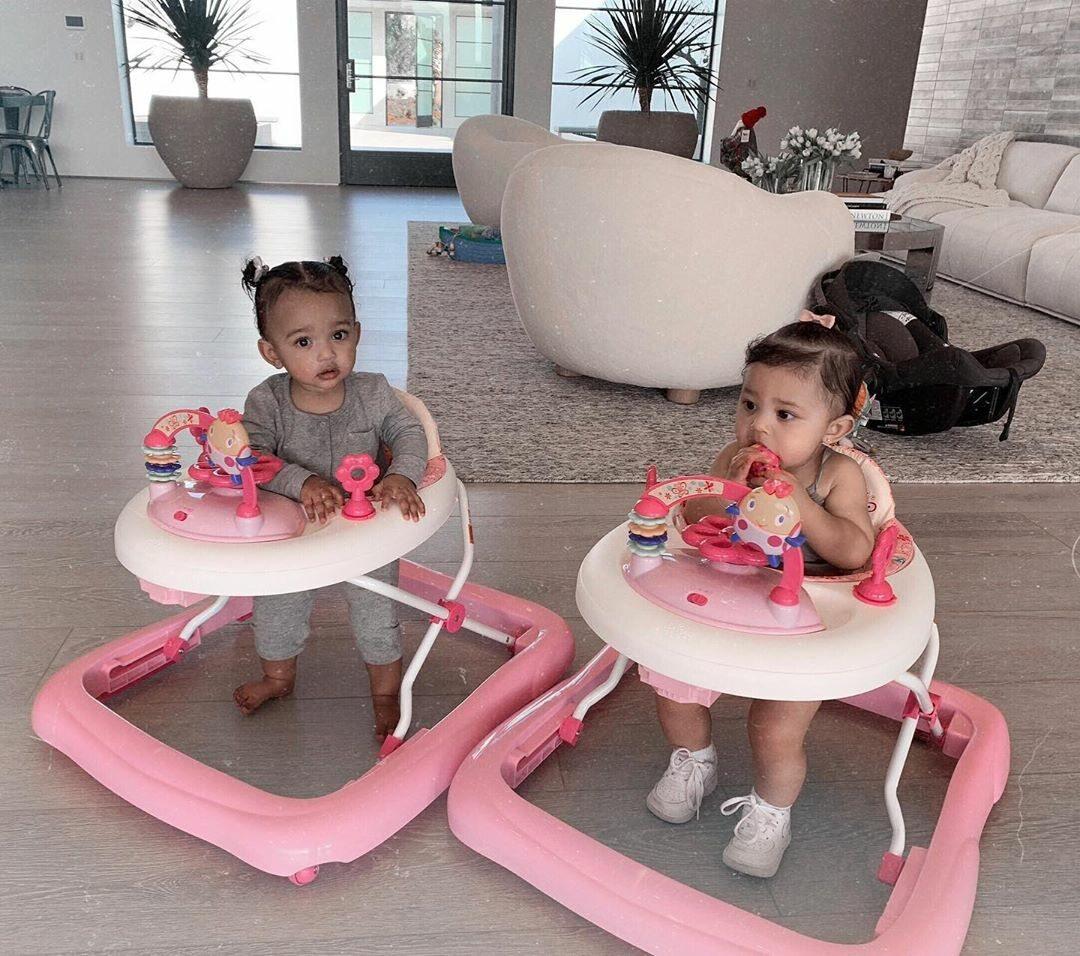 Dzieci Kim Kardashian i Kanye Westa