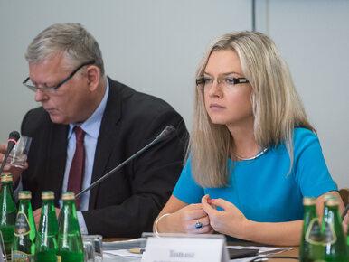 Były prezes parabanku oraz teściowa Marcina P. stanęli przed komisją ds....