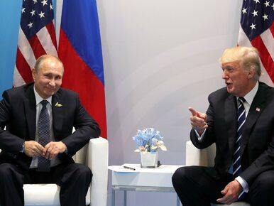 """""""Washington Post"""": USA nie nałożą dodatkowych sankcji na Rosję"""