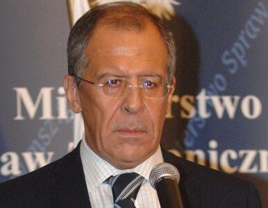 Ławrow: zakaz lotów nad Libią? Czekamy na konkrety