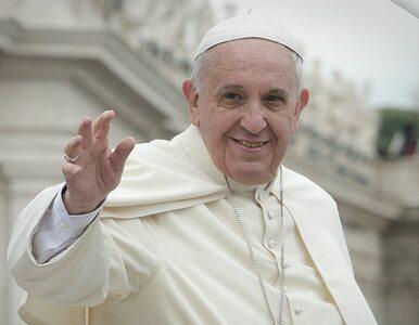 Franciszek: Wierzący nie może mówić o biedzie, jeżeli prowadzi życie jak...
