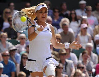 Turniej WTA w Stanford: dwa sety - i jest finał dla Radwańskiej!