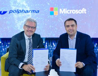 Dwie wiodące firmy będą współpracować. Chodzi o cyfryzację procesów...