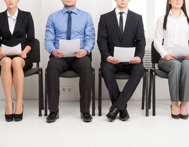 Stopa bezrobocia rejestrowanego spadła w kwietniu do 7,7 proc.