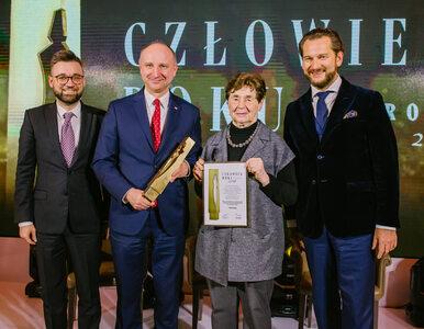 """Człowiek Roku 2018 tygodnika """"Wprost"""". Polki i Polacy nagrodzeni w..."""