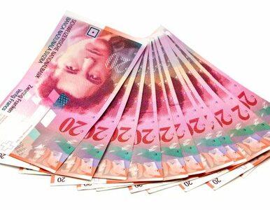 NBP zabezpiecza się frankami szwajcarskimi