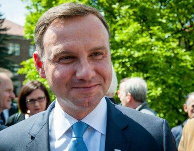 Prawie połowa Polaków chce, aby Duda został prezesem PiS