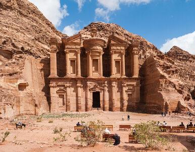 Niezwykłe odkrycie archeologów. W starożytnej Petrze odnaleziono ślady...