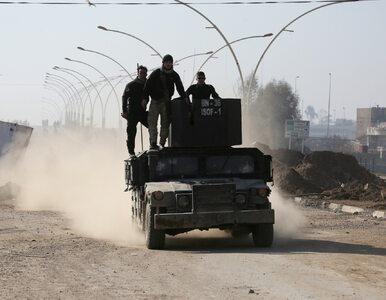 Co dokładnie wydarzyło się w Mosulu? Sprzeczne informacje armii irackiej...