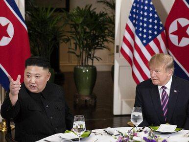 Trump wyjaśnił, czemu zerwał rozmowy z Kim Dzong Unem. Korea Płn. ma...