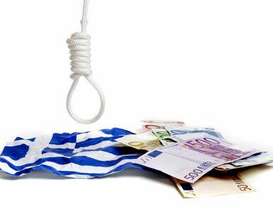 Grecki dramat wraca na pierwszy plan