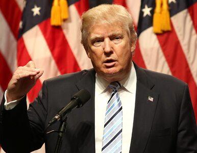 Donald Trump zagroził nowymi cłami na towary z Chin. Niedawno twierdził,...