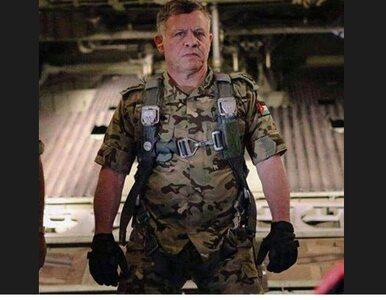 Król Jordanii osobiście bombardował dżihadystów? Rzecznik zaprzeczył