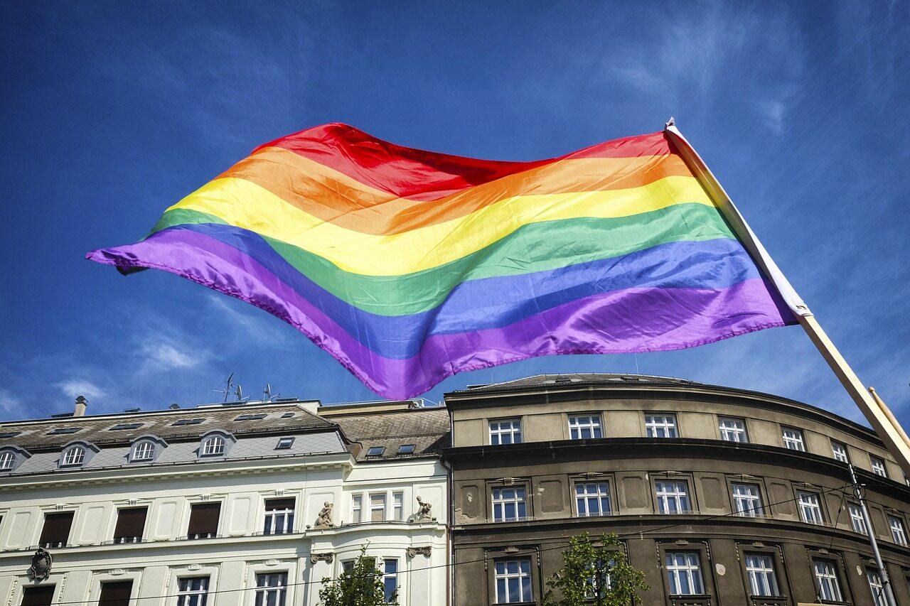 Flaga LGBT (zdj. ilustracyjne)